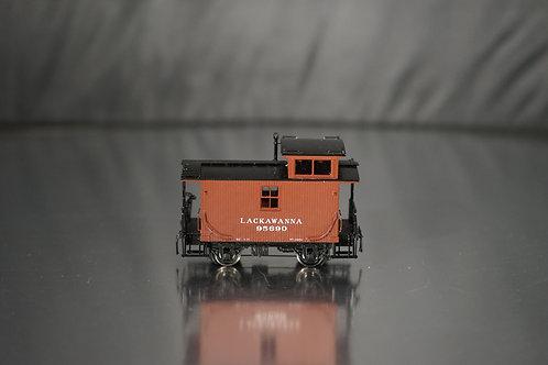RAILWORKS LACAWANNA BOBBER CABOOSE FP NEW