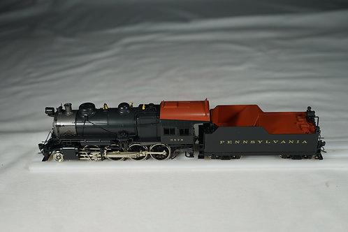 Key Imports Pennsylvania Railroad Class H8sc #7789 F/P Excellent