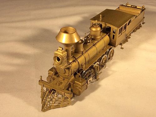 Empire Midland Pennsylvania RR Class H1 1871 2-8-0 unpainted Rare Model