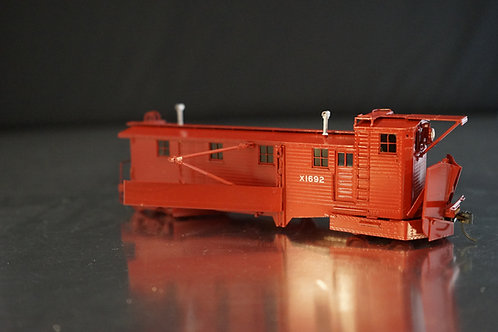 OVERLAND MODELS GREAT NORTHERN SNOW DOZER C/P NICE