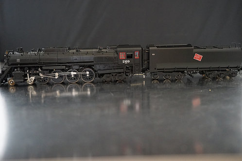 OVERLAND MODELS MILWAUKEE RD S3 4-8-4 F/P EXCELLENT