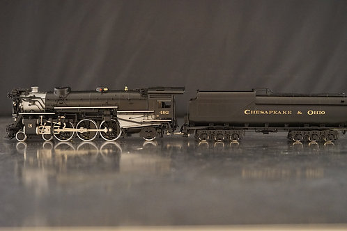 CHALLENGER CHESAPEAKE & OHIO F-19 4-6-2 F/P EXCELLENT