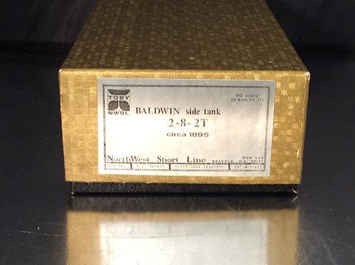 NWSL BALDWIN 2-8-2T LOGGING LOCOMOTIVE U/P EXCELLENT