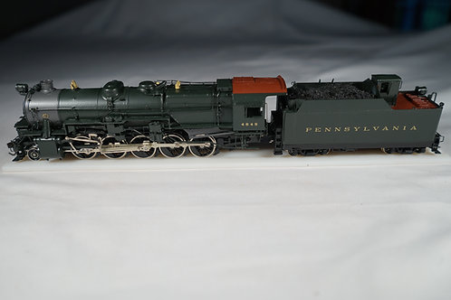Railworks Ltd Pennsylvania Railroad I1s #4645 2-10-0 Factory Painted N/Mint