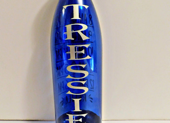 Water bottle with name