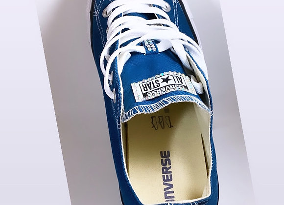Bling Converese Shoes