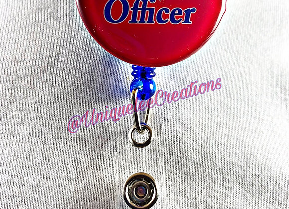 Clip badge