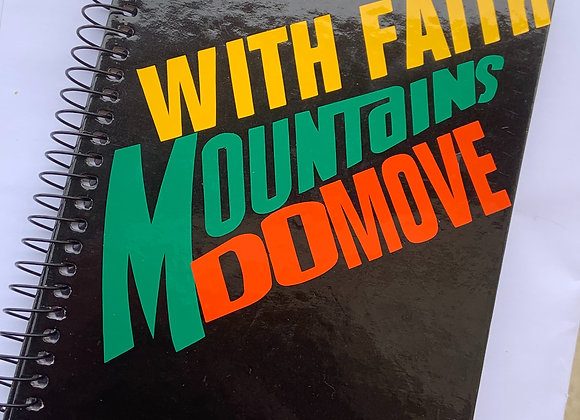 With Faith Mountains Do Move