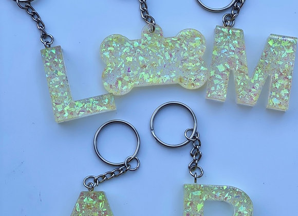 Holographic keychains