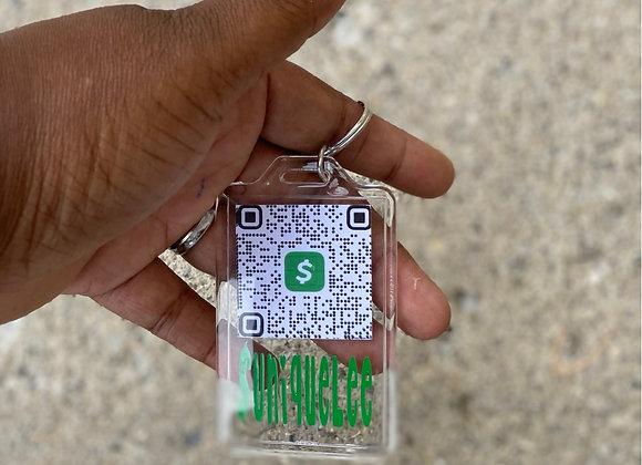 Cash app keychains