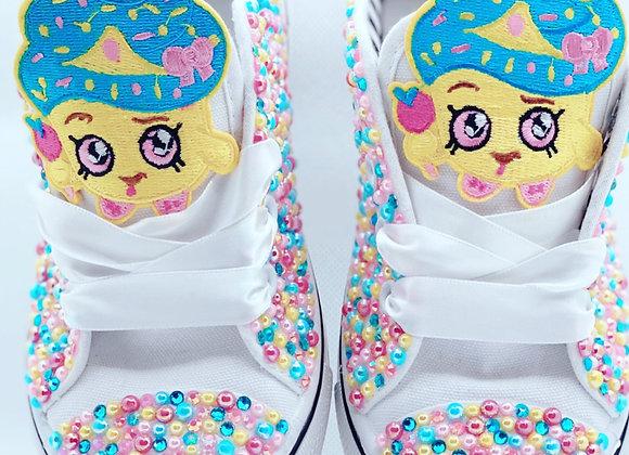 Cartoon theme shoes