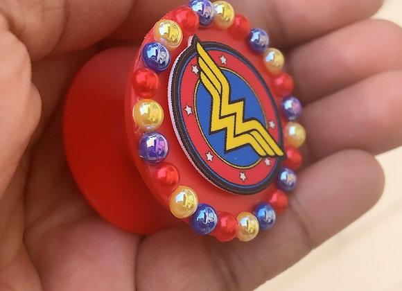 Wonder Woman phone holder