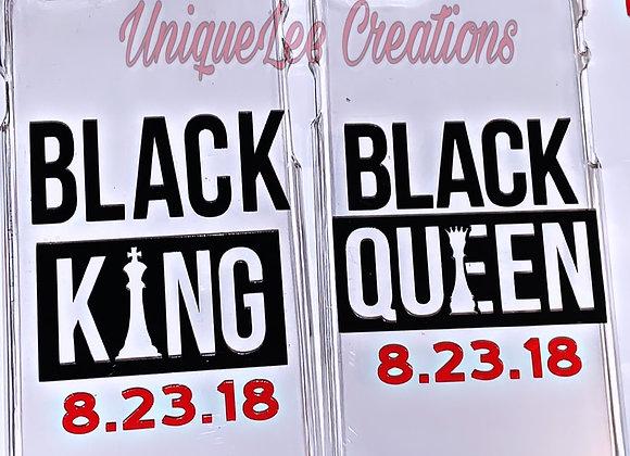 Black Queen & Black King