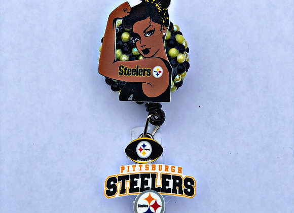 Steelers Badge