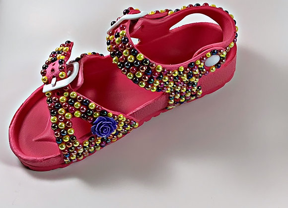 Custom kid sandals