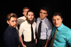 Bearded Men Improv