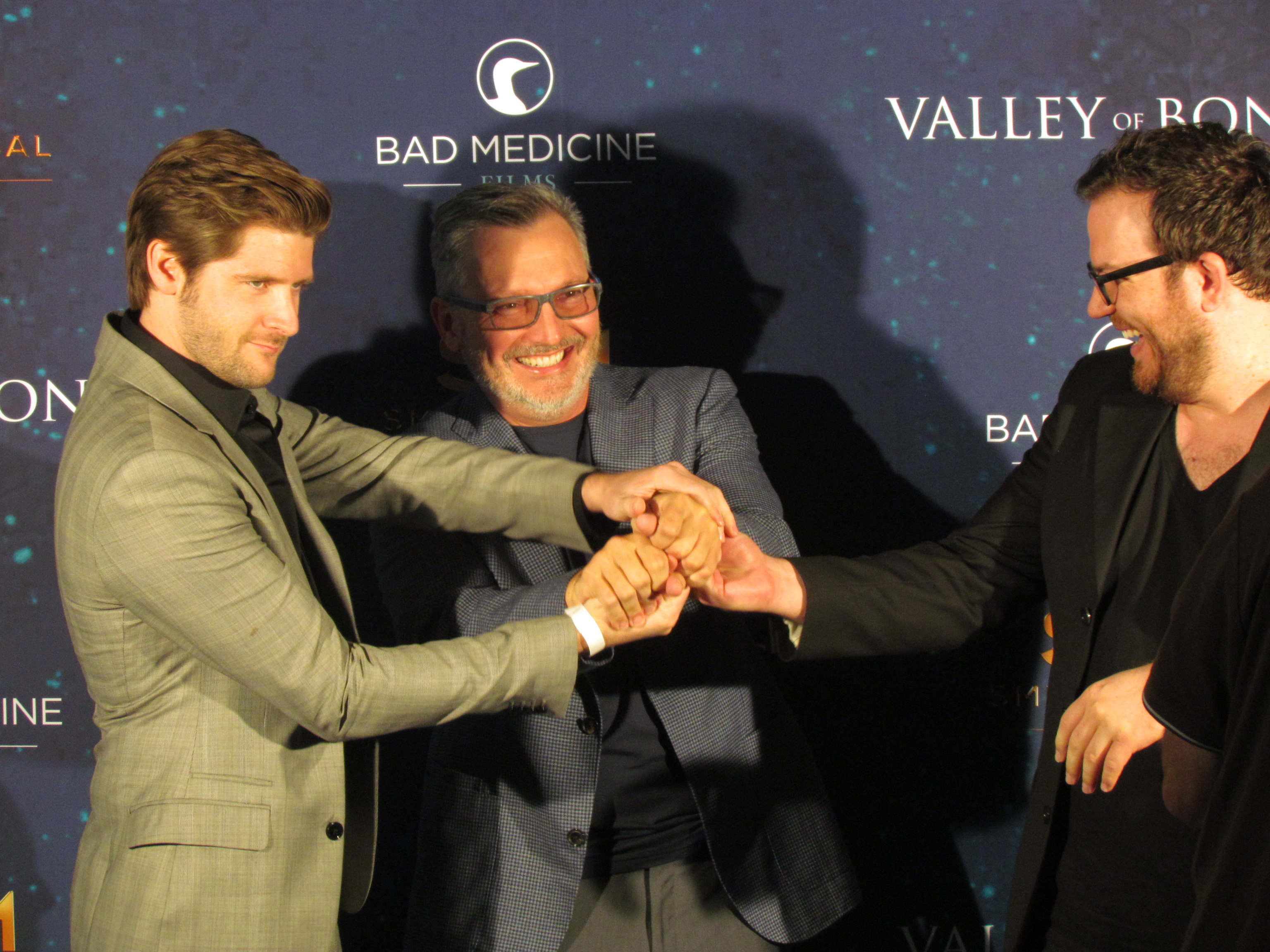 Valley of Bones Fargo Premiere