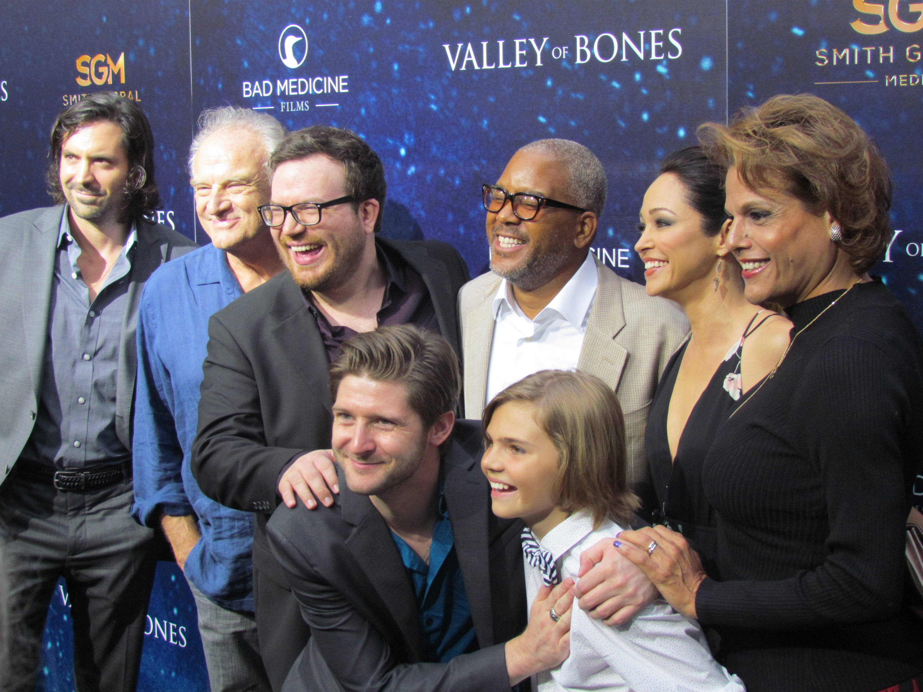 Valley of Bones Premiere