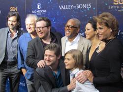 Valley of Bones Premiere