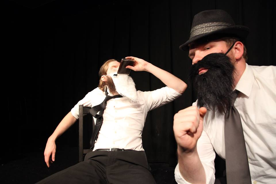 Bearded Men Improv