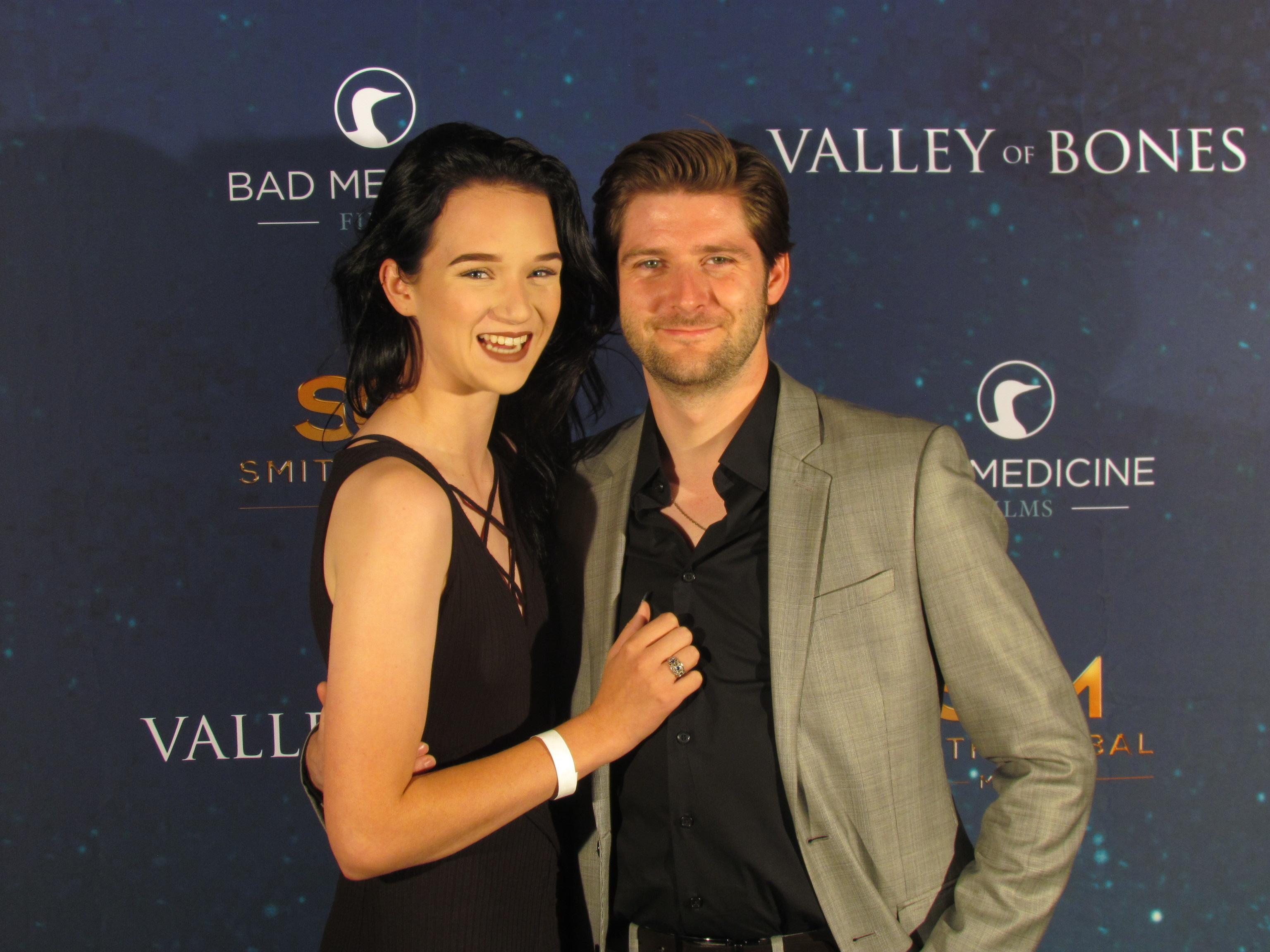 Valley of Bones Fargo Premiere