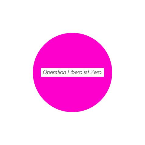 Operation Libero = Pendejo