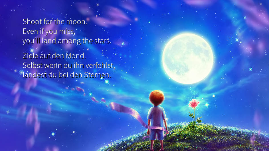 Lernen von den Sternen