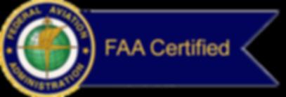 FAA Certified Logo