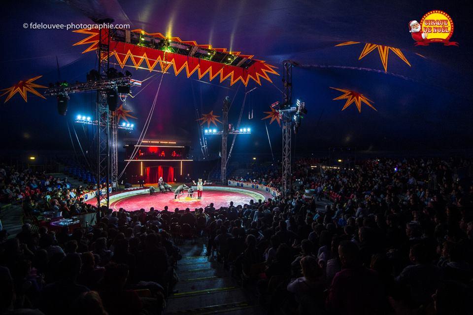 Cirque de noël 2017