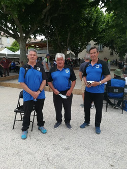 Blanc Canisio Ammer Pétanque