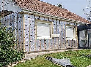 Isolation thermique par exterieur