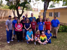 Dominican Republic Medical Clinic w/ Providence Baptist