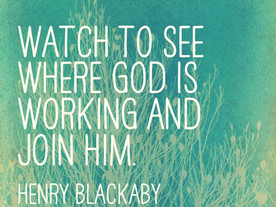 Join Where God is at Work
