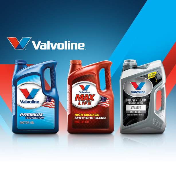 VALVOLINE FLUIDS AND OILS