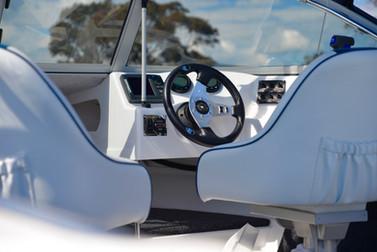 Revival R520 Cockpit