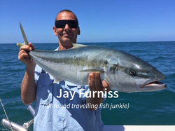Savage Seas Adventures Jay Furniss