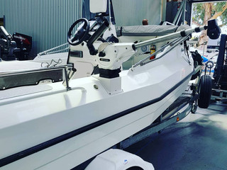 Downrigger and Outrigger Installations