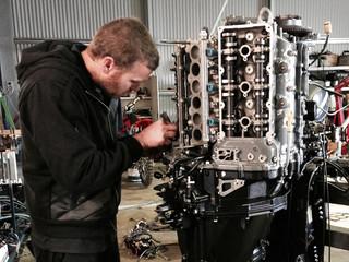 Mechanical Repairs & Rebuilds