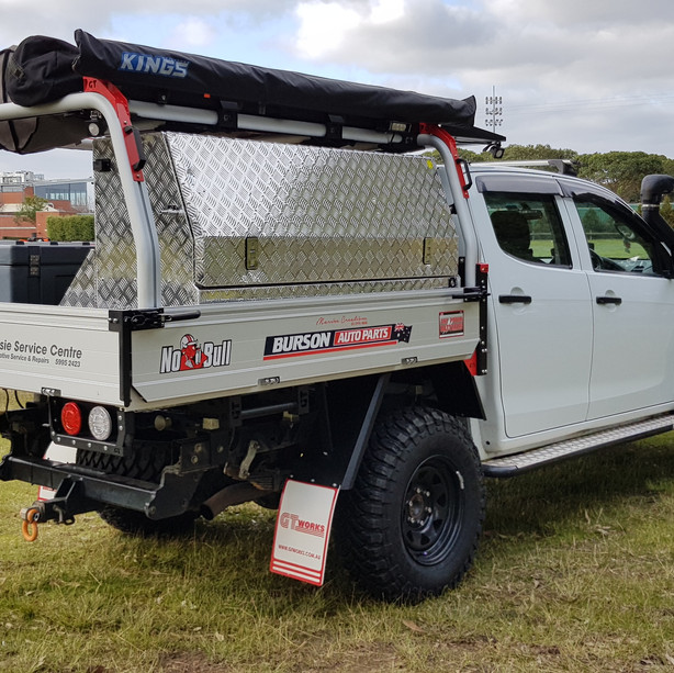 GT WORKS UTE TRAYS