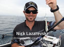 Savage Seas Nick Lazarevski