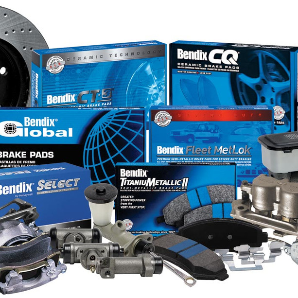 BENDIX BRAKES AND ROTORS