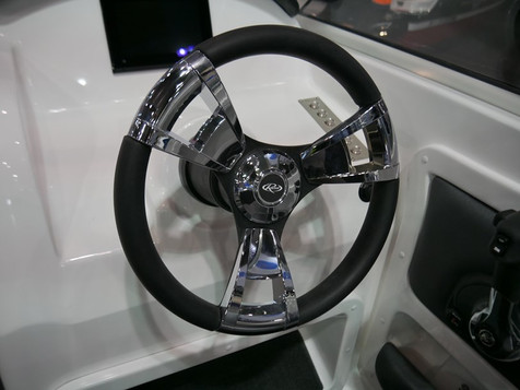 R590 X-Rider Symetrical Steering Wheel