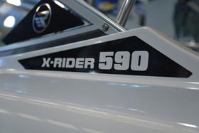 R590 X-Rider Graphics