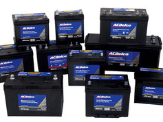 Marine and RV Batteries