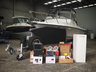 Major Boat Upgrades