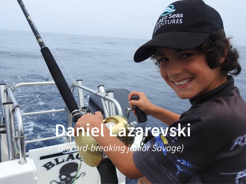 Daniel Lazarevski