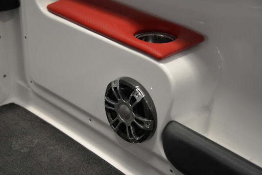 R590 X-Rider Speaker Boxes