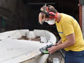 Fibreglass Hull Repairs