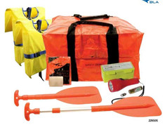 PFD's and Safety Gear