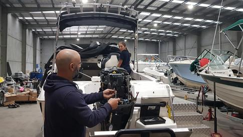Boat, Motor, PWC & Trailer Service